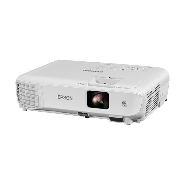 エプソン ビジネスプロジェクターベーシックモデル WXGA 3300ルーメン EB-W05 1台