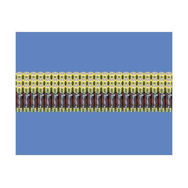 メモレックス・テレックス アルカリ乾電池単4形 LR03/1.5V40S 1セット(640本:40本×16パック)