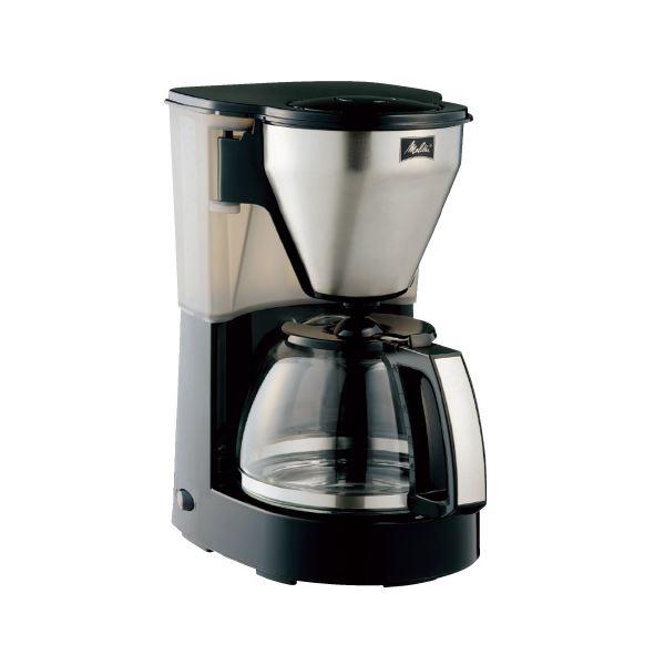 (まとめ)メリタ コーヒーメーカーミアスMKM-4101/B 10杯用【×5セット】, 調理用品のキッチンよろず 85a09cf4