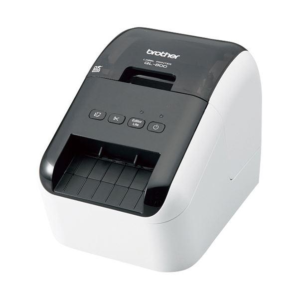 ブラザー 感熱ラベルプリンターQL-800 1台