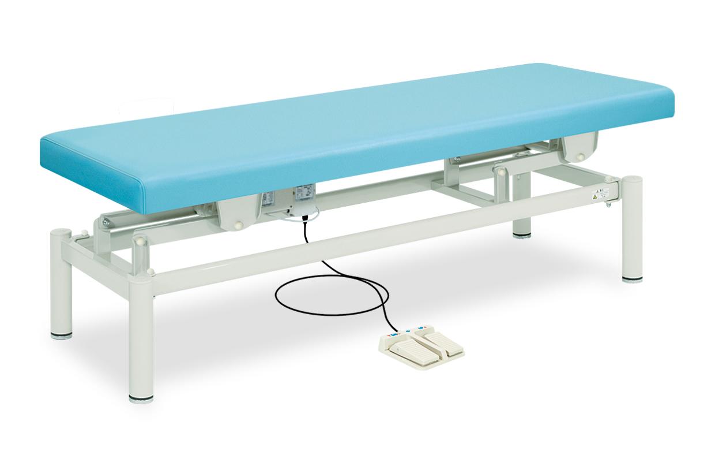 【個人宅配送・代引き不可】高田ベッド 18色のカラーとサイズが選べるマッサージベッド  電動ハイローベッド TB-912  病院/クリニック