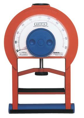TAKEI(竹井機器) スメドレー式アナログ握力計 グリップA T.K.K.5001 一般用