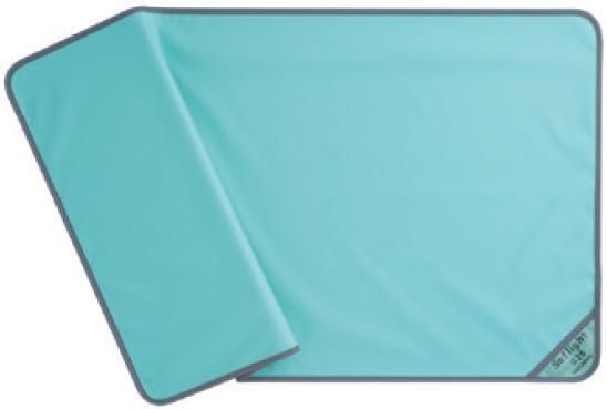 【送料無料】羽衣 放射線障害防護/X線防護 掛布 SCO-50 60×100 ソフライト(含鉛) グリーン  医療/病院/クリニック