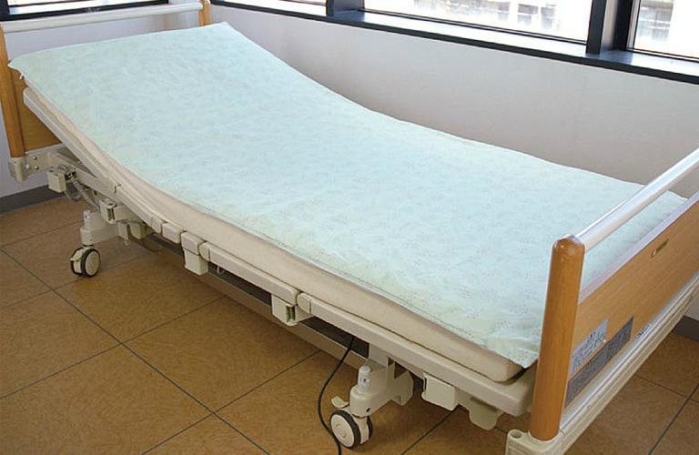 日本エンゼル 通気ビーズマット「おきらくさん」1627 全3色 医療/病院/介護/床ずれ防止マット/丸洗いOK