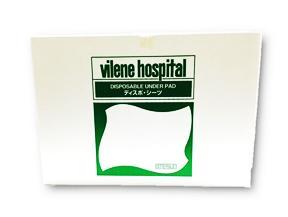 【1ケース】バイリーンクリエイト ディスポシーツ(滅菌タイプ) 000144 100cm×90cm 25枚入×6箱
