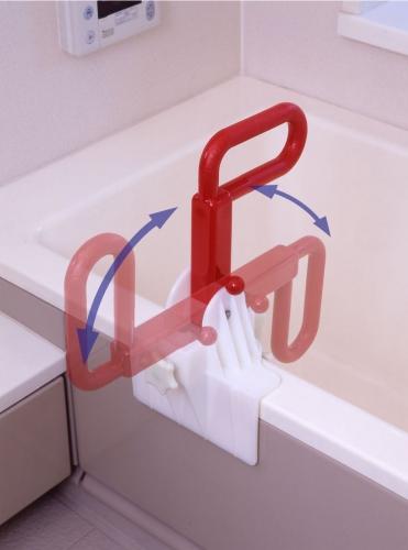 竹虎 マインバスター®2 103310 浴槽用手すり タケトラ 7-1960-02