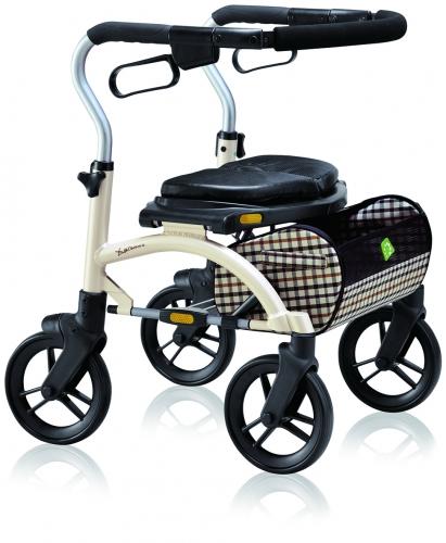 竹虎 エボリューションウォーカーXP 117700 歩行車  アーチ型フレームが高い強度と安定感を実現 タケトラ