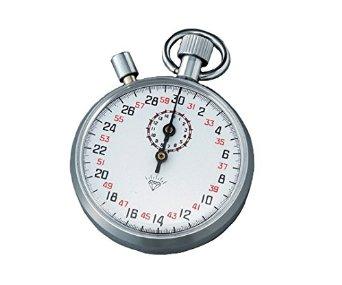 ストップウォッチ 1-7016-03 803 15分計 タイマー 計測機器 看護用品 ナースグッズ 時間管理機器