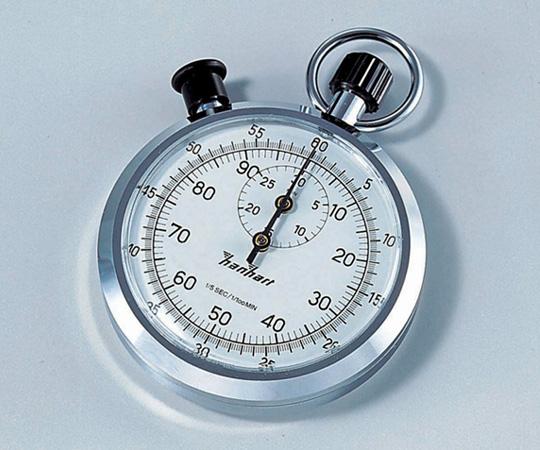 ハンハート ストップウォッチ 6-7150-01 122-0301-00 30分計(1周60秒) タイマー 看護用品 時間管理機器 計測機器