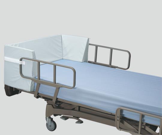 5730 ベッドエイジカバー 840×380×370 ベッド転落防止パット 病室・居室(療養室)  8-7993-11