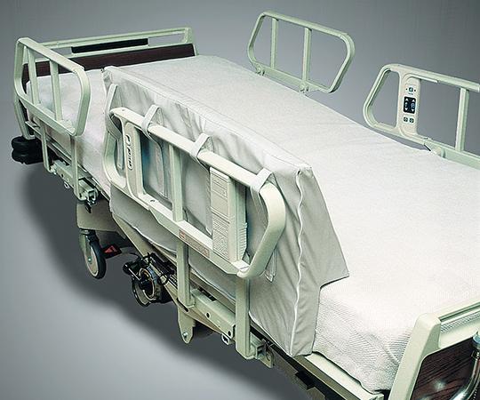 5708 サイドレールウェッジ(2枚入) 890×100×430 ベッド転落防止パット 病室・居室(療養室)