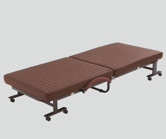 RLV-80 900×1900×340 折りたたみベッド 30mmの低反発ウレタンで快適な寝心地
