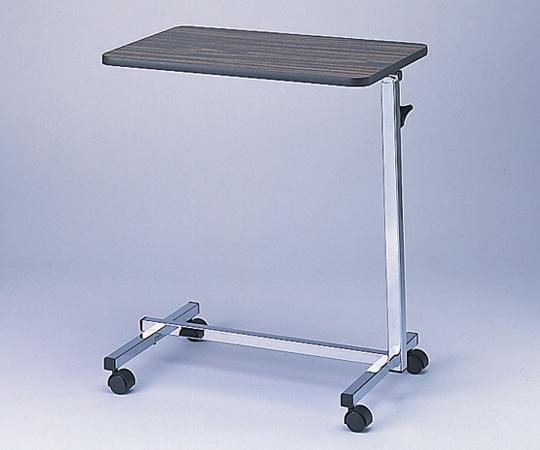 HP1060 800×380×690~1140 オーバーテーブル(昇降ネジ止め式) ベッドテーブル