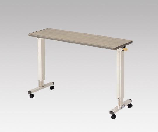 PT-5000M ミディアム 1200×400×690~950 オーバーテーブル ベッドテーブル