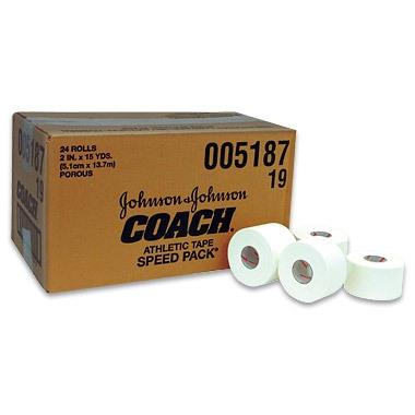 テーピング 固定 / COACH コーチ 50mm (1ケース)