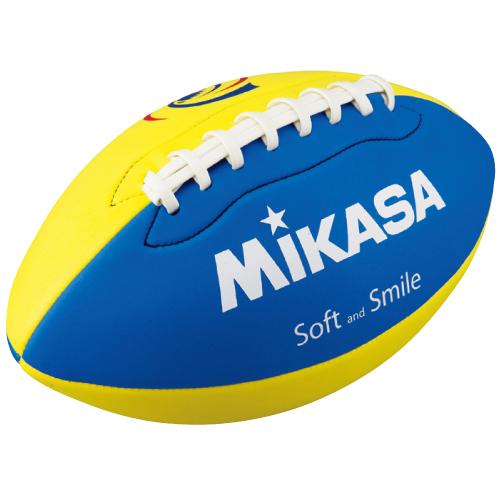 公益財団法人日本フラッグフットボール協会推奨品 ミカサ 在庫処分 セール特別価格 MIKASA FF-YBL フラッグフットボール