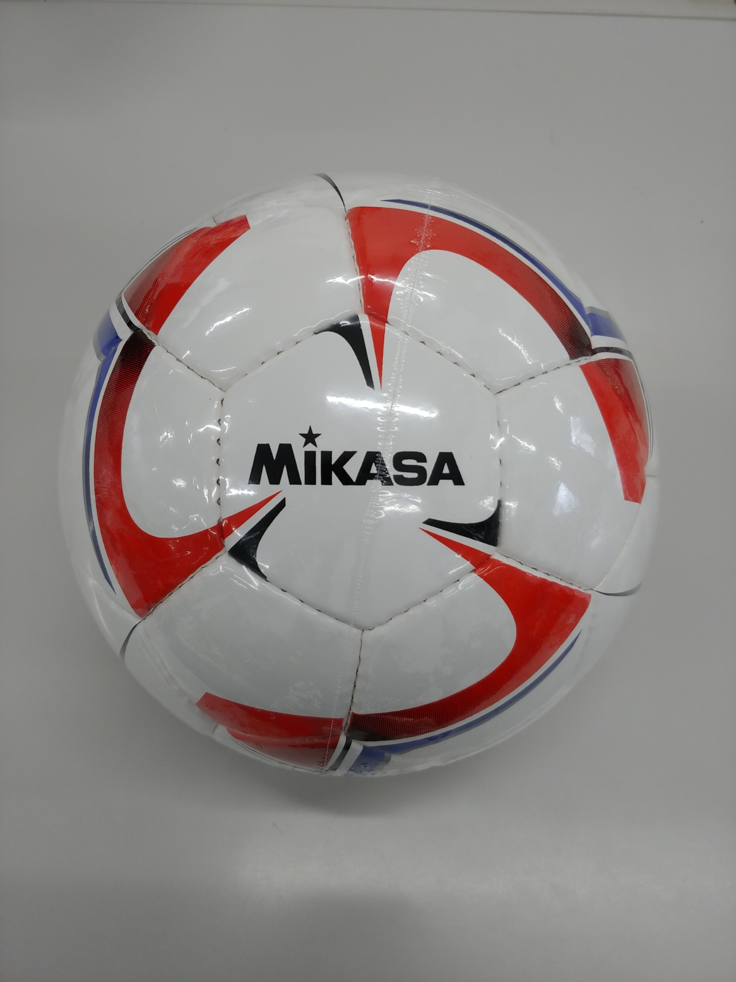 お値打ち価格の検定球です ミカサ MIKASA サッカーボール 小学生用 検定球 バーゲンセール 4号球 発売モデル SVC40V-W-RBL