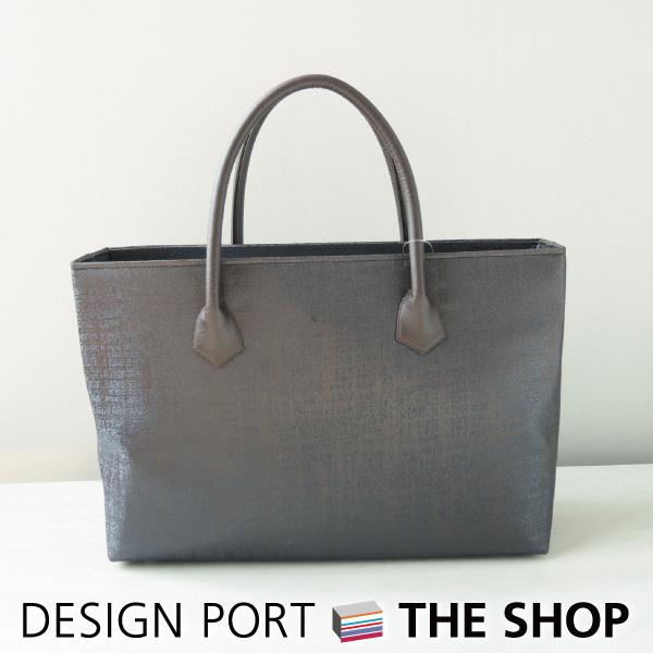 【バッグ】 レディース 和装バッグ クラシック2 Mバッグ A4 ダークブラウン 【送料無料】 【川島織物セルコン】 1KM467434