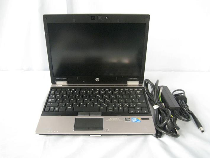 【中古】【ノートパソコン】【共通の送料込みライン対象商品】★HP EliteBook 2540p★【Windows7】【Core i7-L640 2.13GHz】【Office Home and Business 2010】【無線LAN内蔵】・12.1型液晶・メモリ:2GB・HDD:250GB・DVDスーパーマルチドライブ・再セットアップ済み
