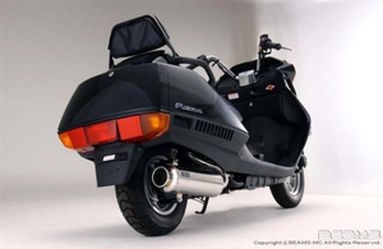 【BEAMS】【マフラー】B106-10-000 FUSION フュージョン MF02 SS400ソニック ビームス