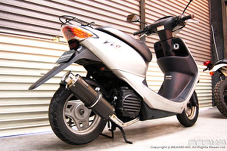 【BEAMS】【マフラー】B120-08-000 Smart - Dio スマートディオ SS300カーボン ビームス