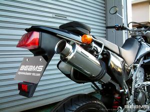 【BEAMS】【マフラー】B403-07-004 D-tracker ディートラッカー SS300ソニック アップタイプ S/O ビームス