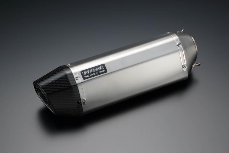 【BEAMS】【Z125PRO】【マフラー】G424-64-000 2BJ-BR125H CORSA-EVO2 ステンレス ビームス