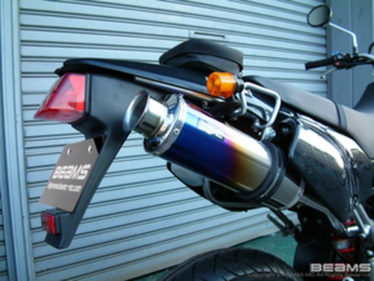 【BEAMS】【マフラー】B403-09-004 D-tracker ディートラッカー SS300チタン アップタイプ S/O ビームス