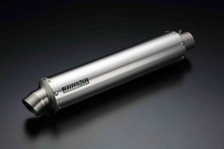 【BEAMS】【マフラー】D407-53-P3J ZZR1400 '06~'07(マレーシア仕様) R-EVO・(2本出シ)スリップオン (チタンソリッド)JMCA ビームス