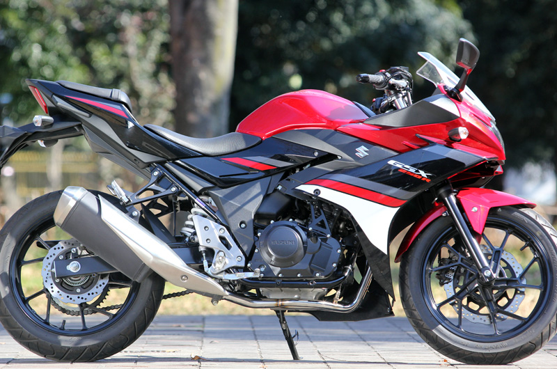 SP TADAO SP忠男マフラー GSX250R(2BK-DN11A) POWERBOX PIPE パワーボックスパイプ GS2-PB-02