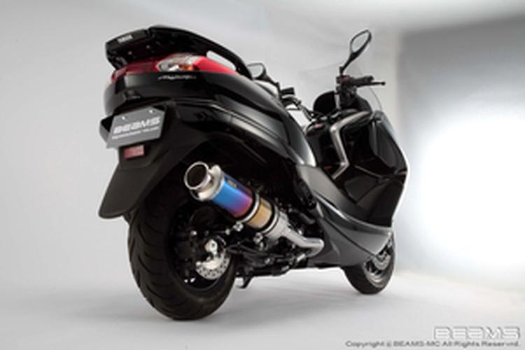 【BEAMS】【マフラー】G217-12-000 MAJESTY マジェスティ SG20J SS400チタン SP ビームス