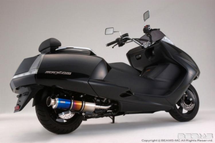 【BEAMS】【マフラー】B218-12-000 MAXAM マグザム SG21J SS400チタン ビームス