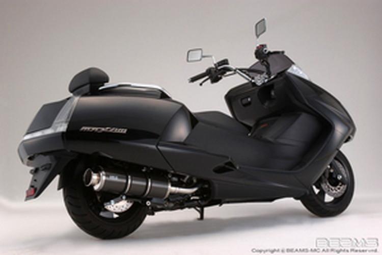 【BEAMS】【マフラー】G218-11-000 MAXAM マグザム SG21J SS400カーボン2 SP ビームス