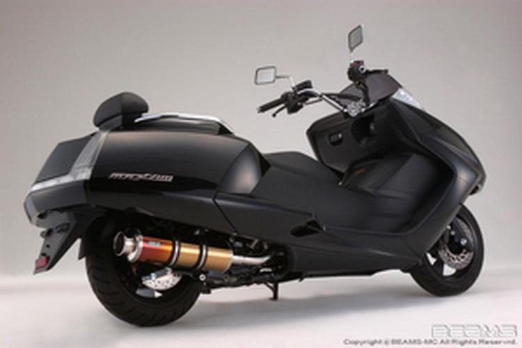 【BEAMS】【マフラー】G218-18-000 MAXAM マグザム SG21J SS400チタン2 SP ビームス