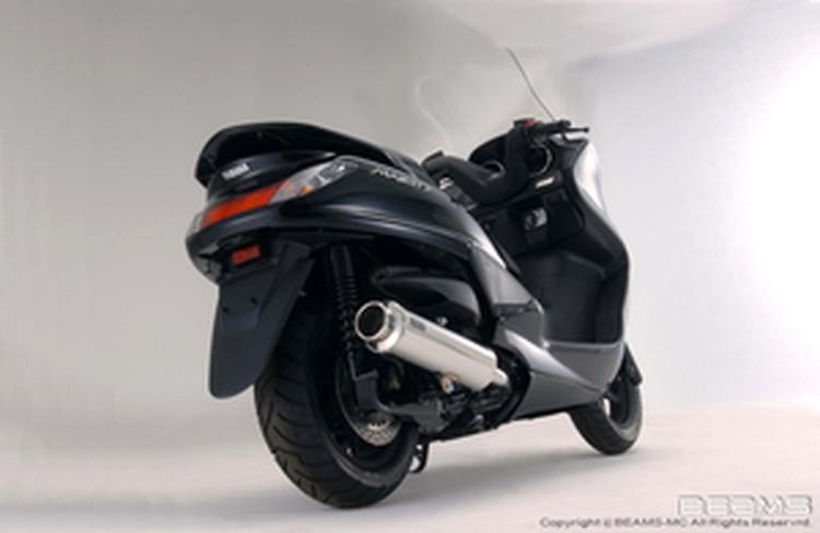 【BEAMS】【マフラー】B208-10-000 GRAND MAJESTY グランドマジェスティ SG15J SS400ソニック ビームス