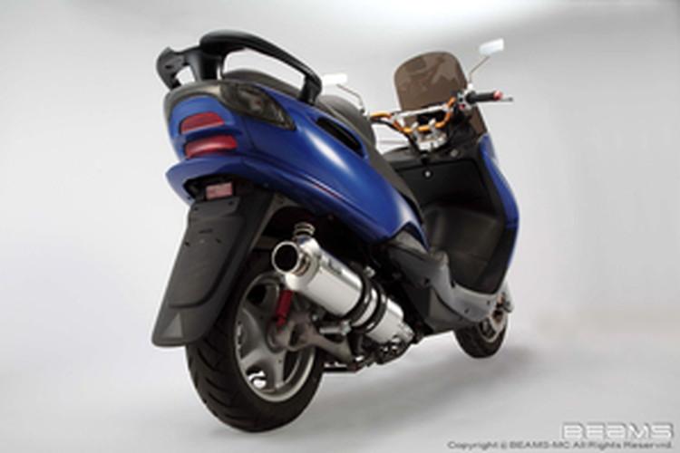 【BEAMS】【マフラー】B207-20-000 MAJESTY マジェスティ 125 ST OVAL ビームス
