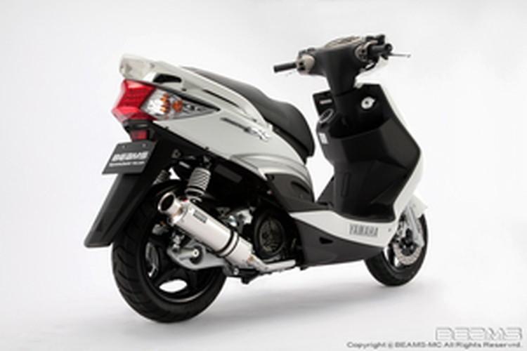 【BEAMS】【シグナス X】【マフラー】B226-07-000 CYGNUS Fi09~/台湾モデル SS300ソニック ビームス