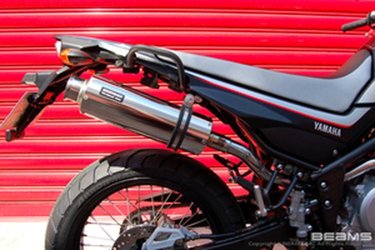 【BEAMS】【マフラー】B225-07-004 XT250X JBK-DG17J SS300ソニック アップタイプ S/O ビームス