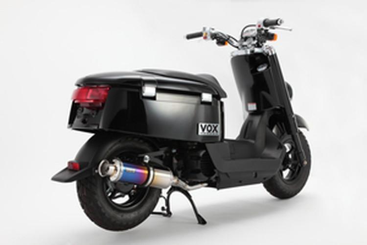 【BEAMS】【マフラー】B232-09-000 VOX ボックス SS300チタン ビームス