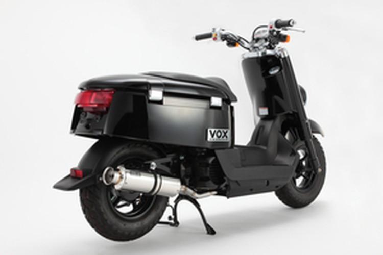 【BEAMS】【マフラー】G232-07-000 VOX SS300ソニックSP ビームス