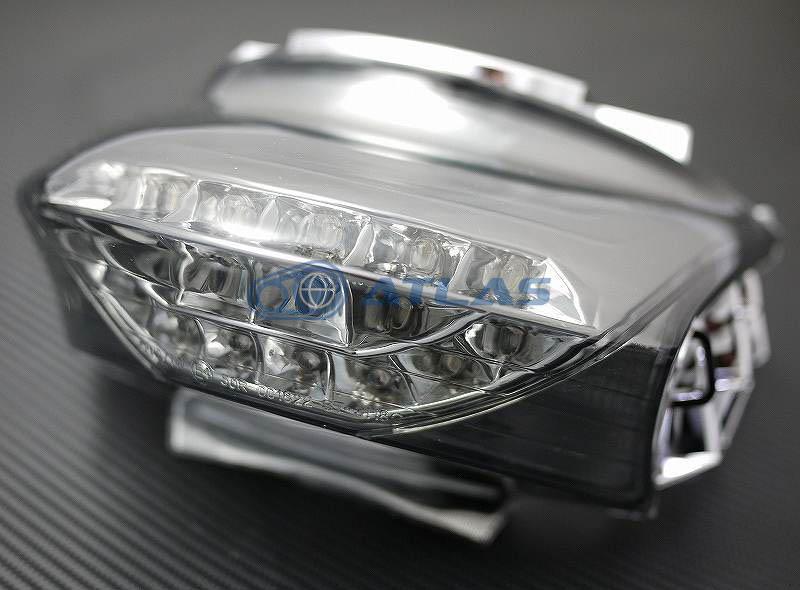 CROSS DOCK PCX125、PCX150 LED テールランプ ディープスモーク