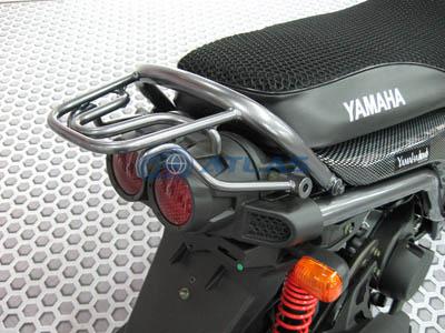 YMT BW`S125FIリアキャリア BW'SX