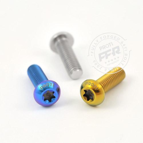 PROTI 64チタンボルト 1290Superduke R_p07_Footrest Support Front & Rear R/L_4+4pcs/set,4,4