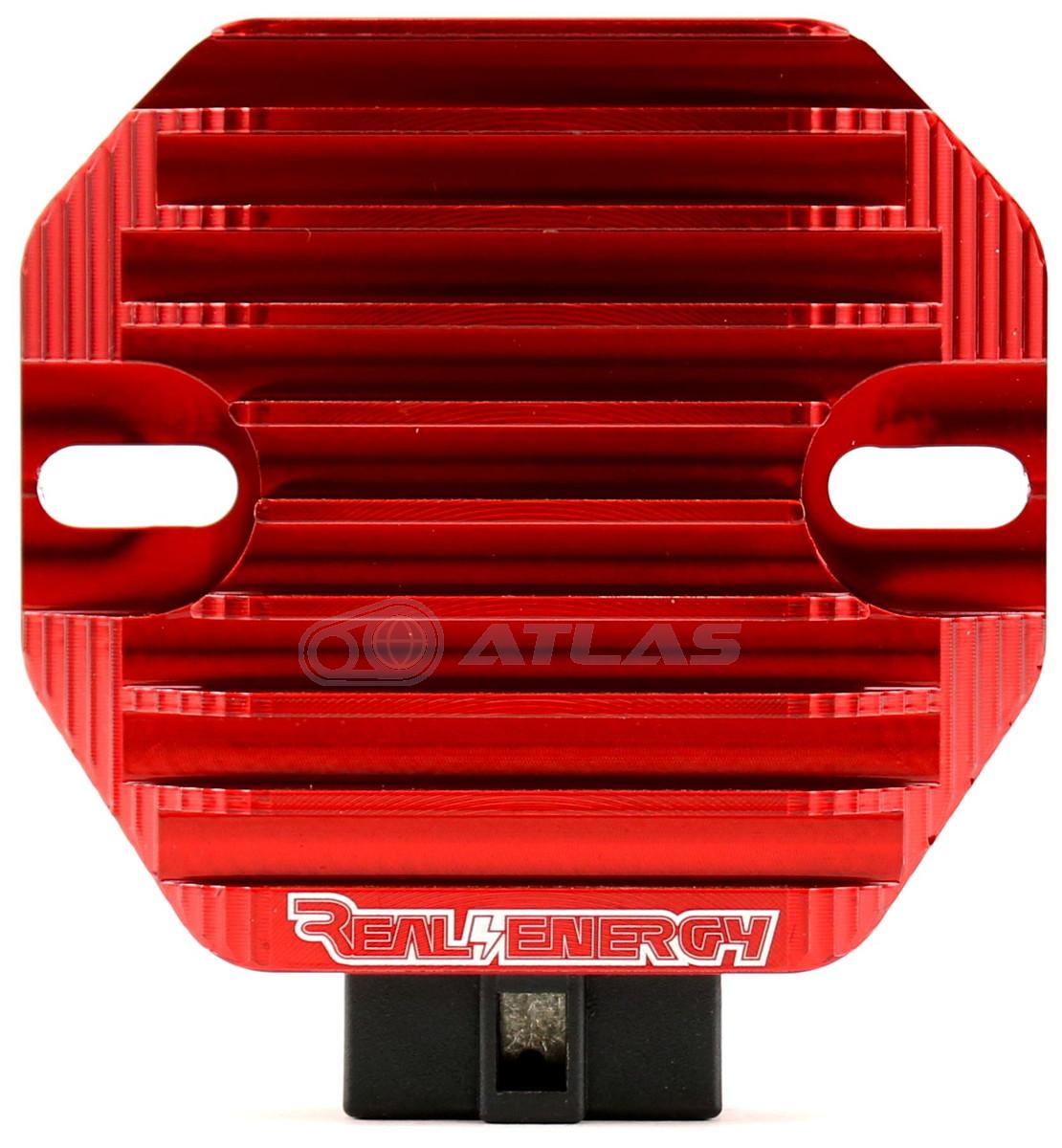 REAL ENERGY 高効率 低温設計 MOSFET+SCR ツインサーキット S5+強化レギュレーター 30A