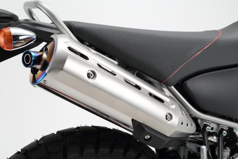BEAMS ビームス マフラー G262-22-004 18~ TRICKER Fi トリッカー パワートレック スリップオン