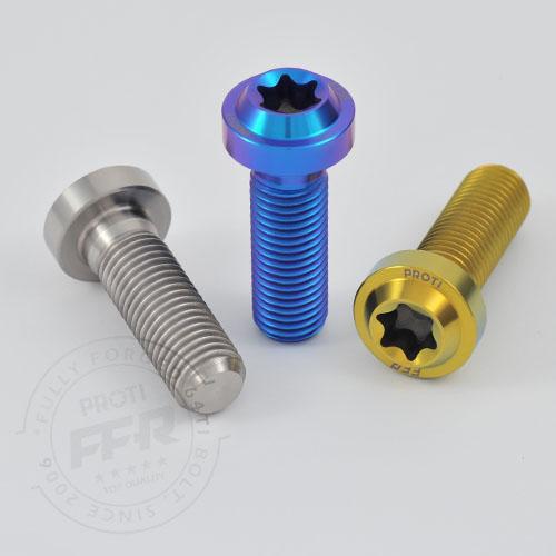 PROTI 64チタンボルト F4 1000 S Front Caliper H/L_4pcs/Set,2,2