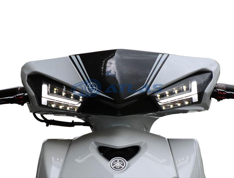 GAMMAS 4TH CYGNUS X(シグナス X) D4 ラインLED デイライト フロントウインカーセット