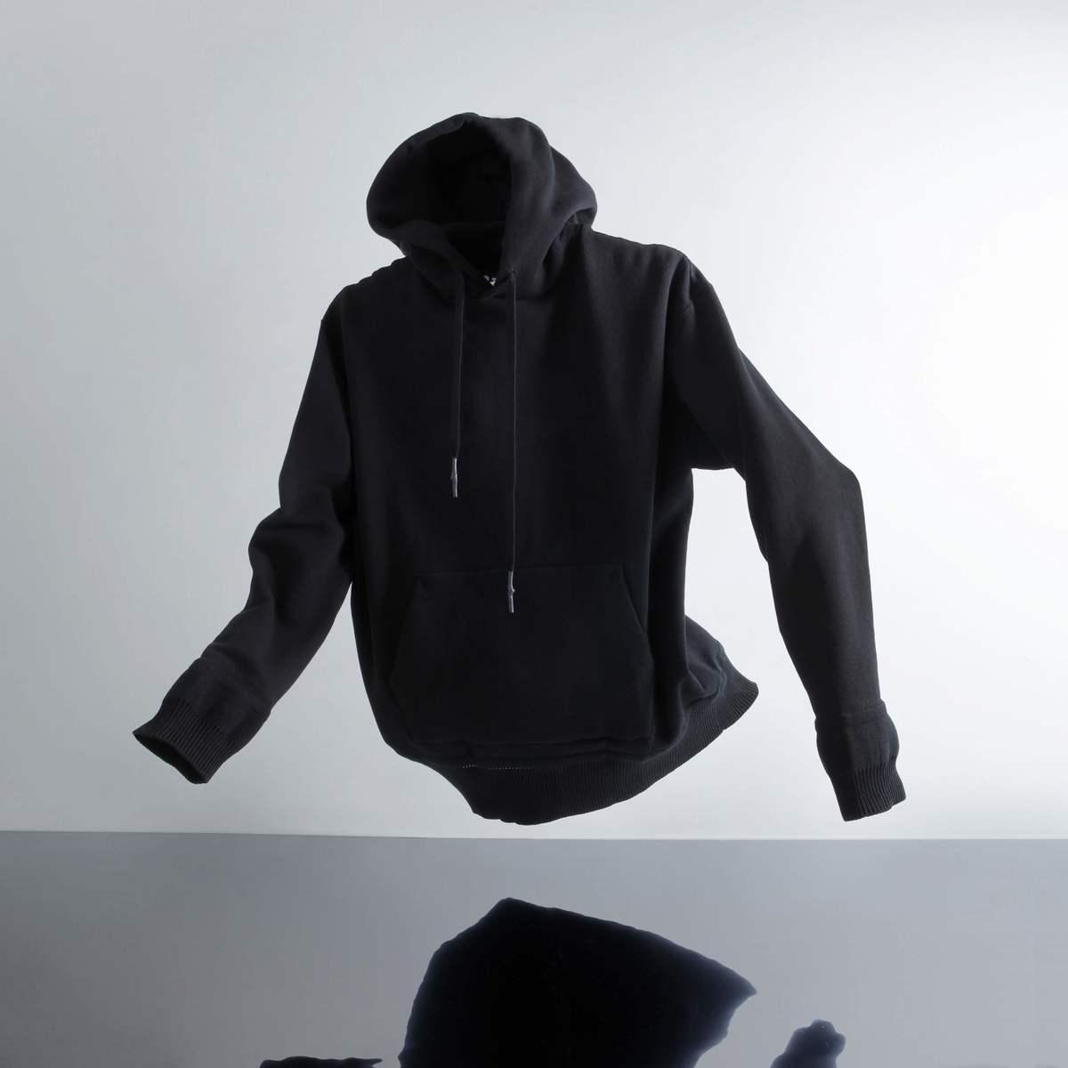 A-GIRLS ATMOS Pinnacle Pullover Hoodie(エイガールズ アトモス ピナクル プルオーバー フーディー)(BLACK)19SS-S