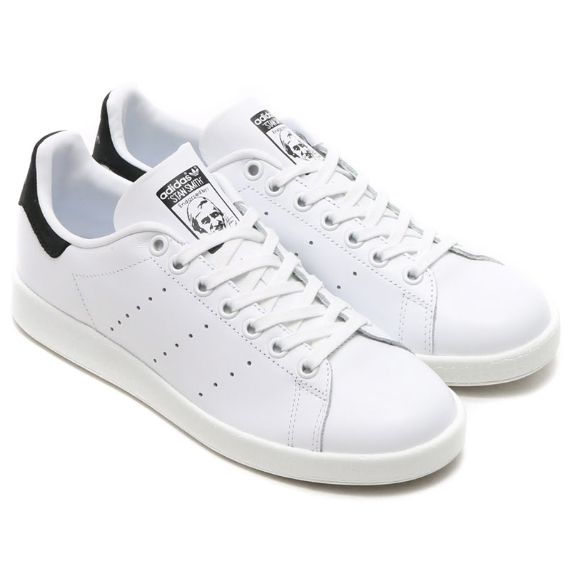adidas Originals STAN SMITH LUXE W RUNNING WHITE/RUNNING WHITE/CORE BLACK  15FW-I