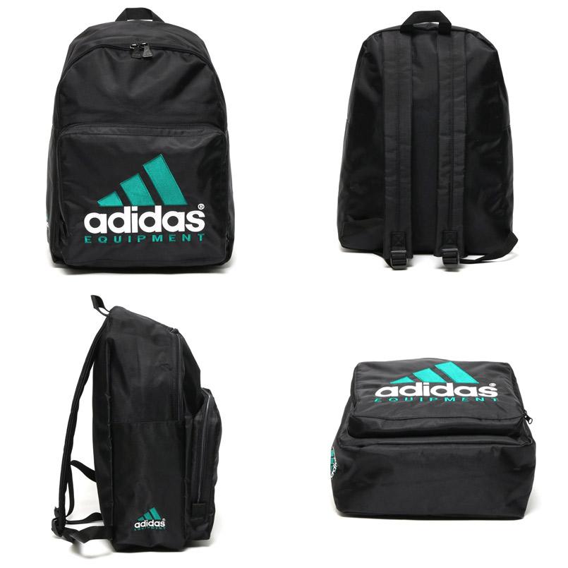 adidas EQUIPMENT BACKPACK (아디다스오리지나르스박크팍크) (Black) 16 FW-I